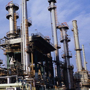 Haber Bosch Plant